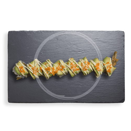 Foto Soft Shell Crab Roll