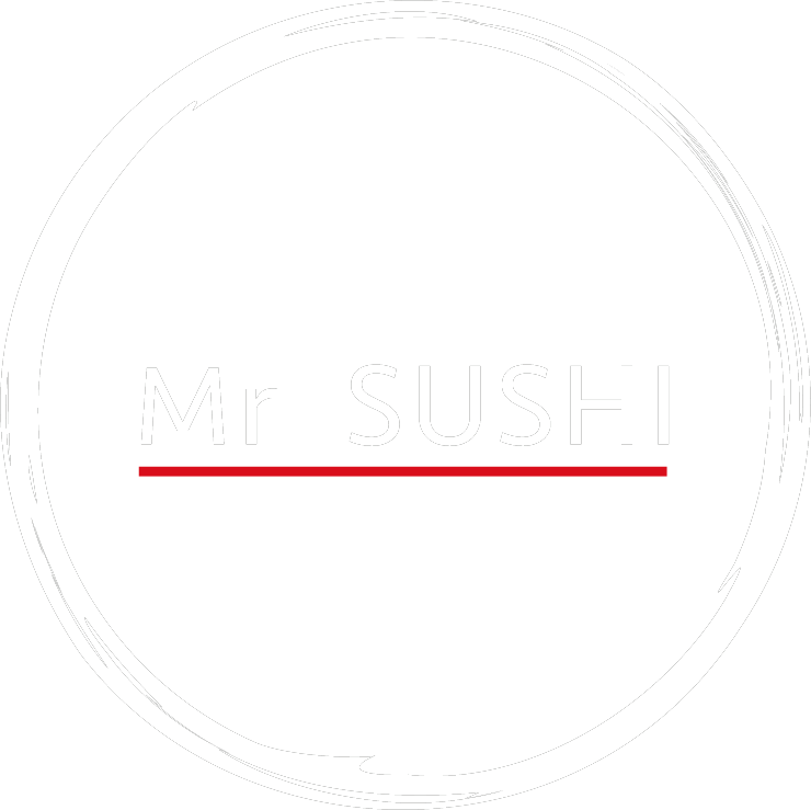 Logo Mr. Sushi Ede